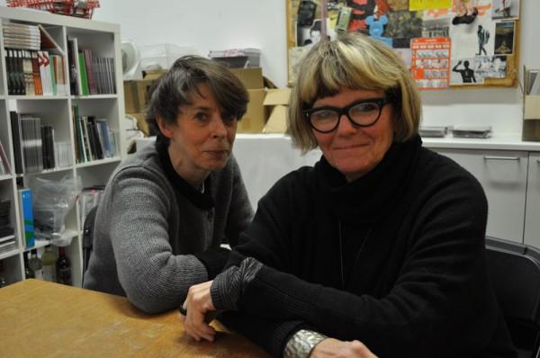 Lois Keidan and Lois Weaver